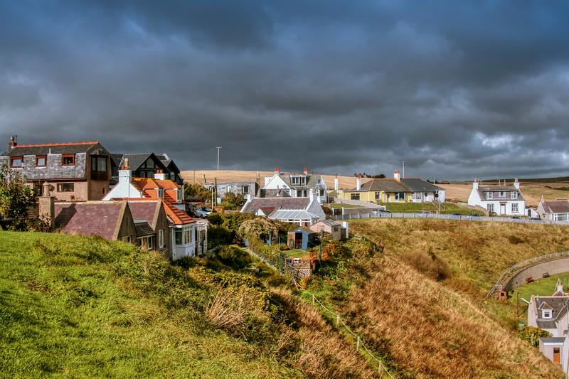 Colliestone Bay Aberdeenshire