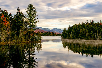 The Adirondack High Peaks and Boreas Pond