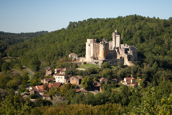 Chateau Bonaguil, SW France