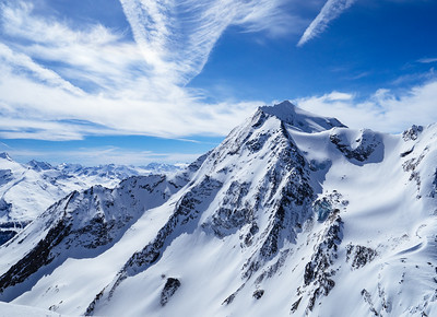 Les Arcs, French Alps