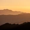 Sunrise view from Nathia Gali