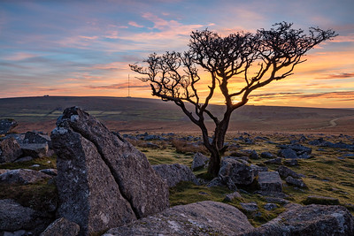 Kings Tor Sunrise