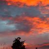 A Special Sky over Aberdeen Scotland. John Chapman.