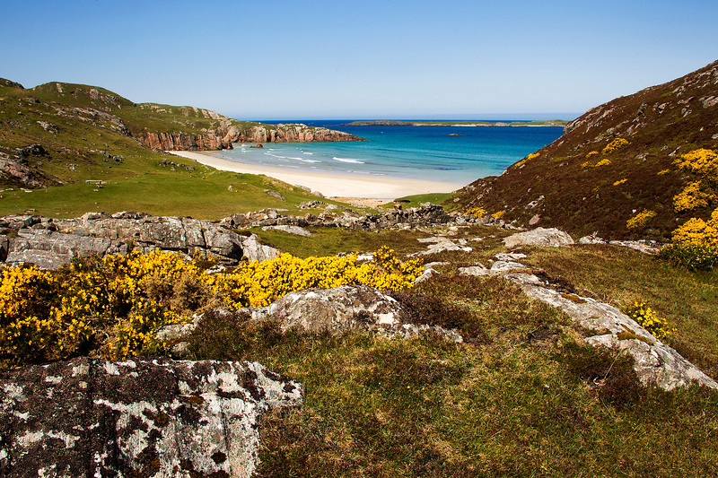 Top Coast of Scotland. John Chapman.