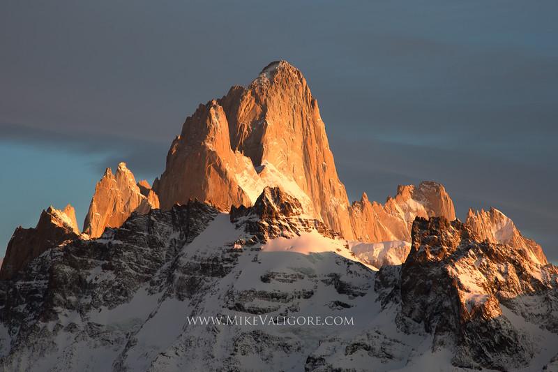 Cerro Fitz Roy<br /> Patagonia
