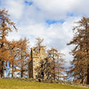Knock Castle near Ballater. John Chapman.