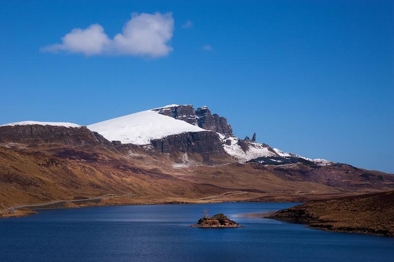 Old Man of Stoer. Isle of Skye. John Chapman.