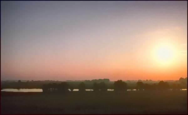 Summer Evening, Indiana