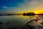 Merriconeag Sound Sunset