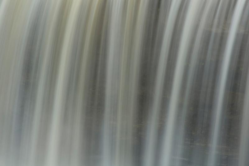 Streaks of Water