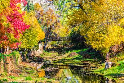 Sutter Creek (Digital Painting)