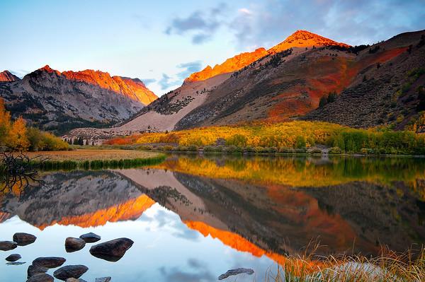 Autumn's Alpenglow