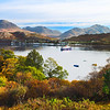 Photo 2267 Loch Shieldaig & Torridon Hills, Scotland