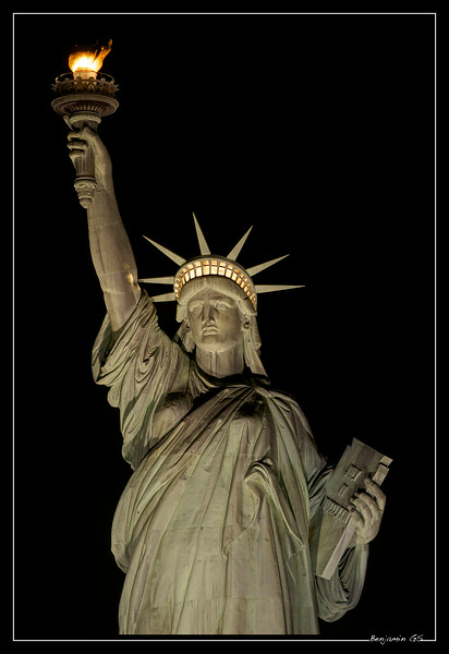 Liberty Enlightening the World #1