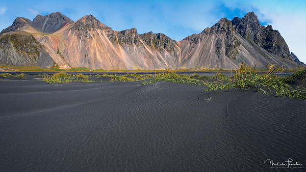Vestrahorn and the Black Dunes