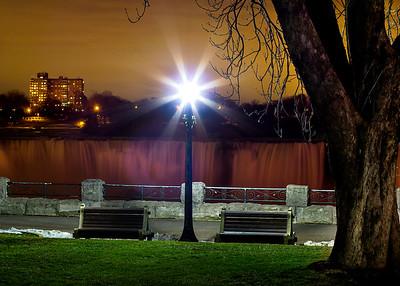 Niagara Night Light