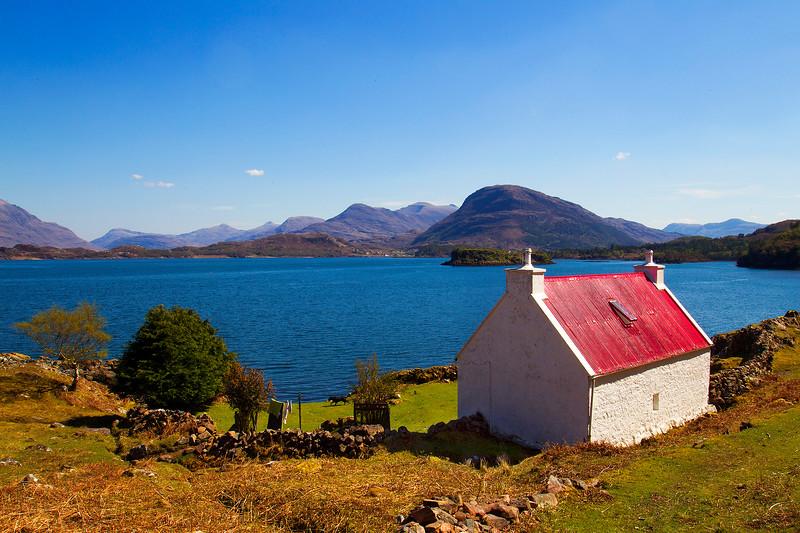 Torridon 2 West Coast of Scotland. John Chapman.