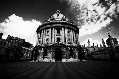 The Radcliffe Camera ~ Oxford, United Kingdom Oxford. 2008.