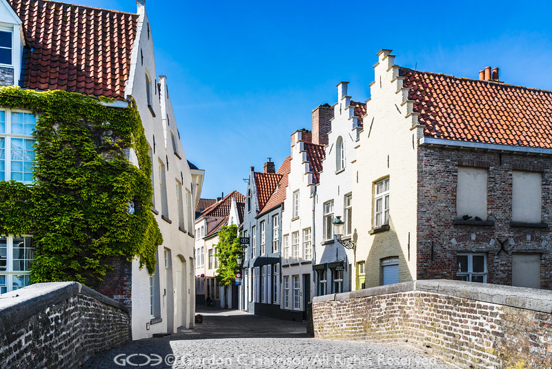 Photo 3344: Bruges, one of Europe's most beautiful cities.