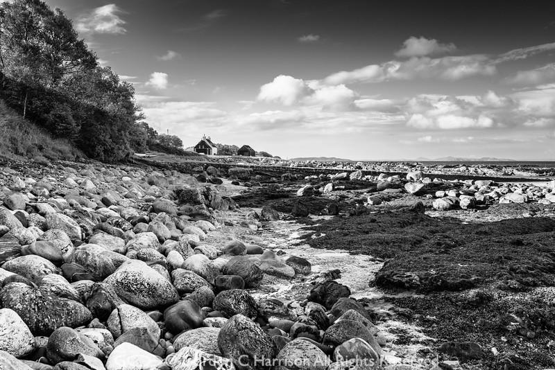 Photo 3309: Laide Rocks
