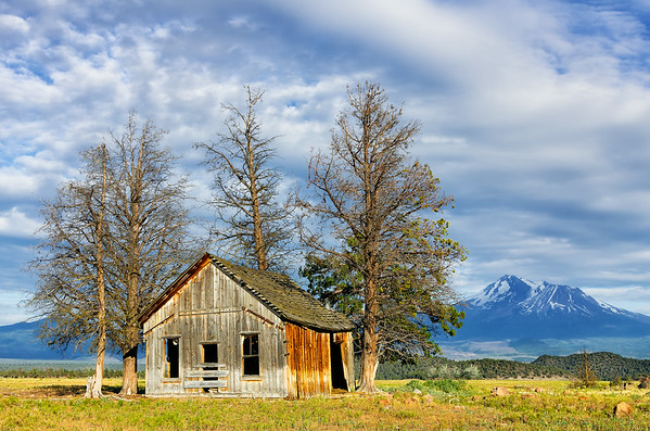 The Old House at Shasta
