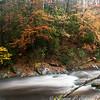 """Smoky Mountain Fall"""