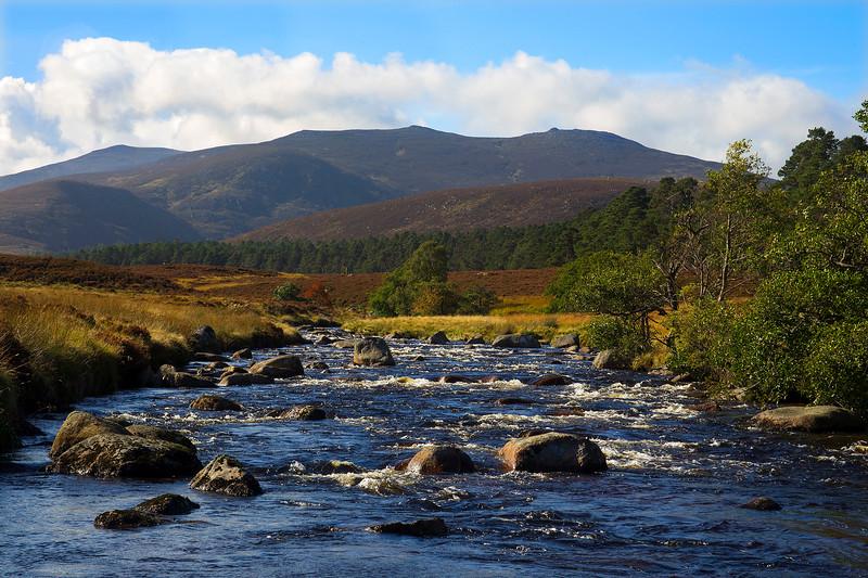 Glen Muick. Aberdeenshire. John Chapman.