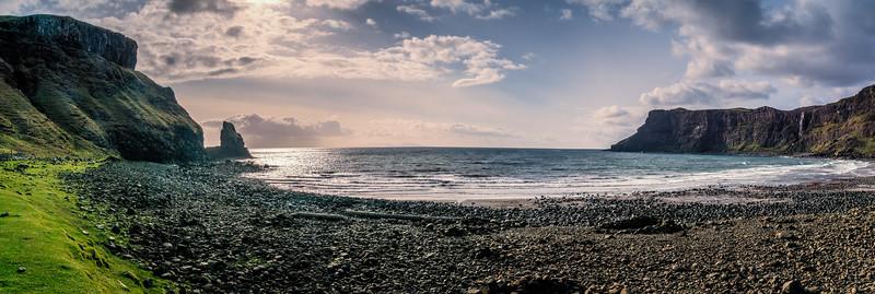 Sunset at Talisker Bay, Isle of Skye, Scotland