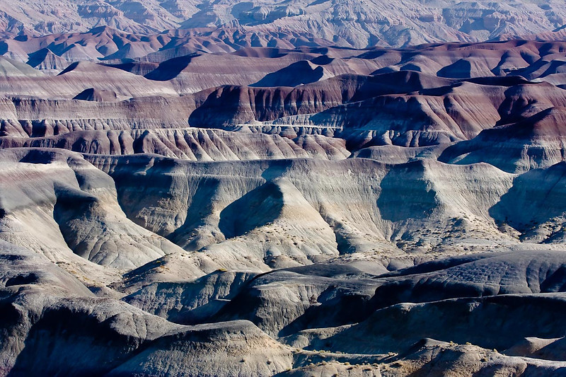 Little Painted Desert, Arizona