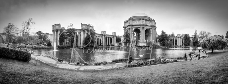 Palace of Fine Arts - Pano