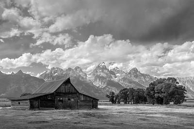 John Moulton Barn | Grand Teton National Park