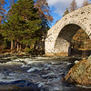 Invercauld Bridge. John Chapman.