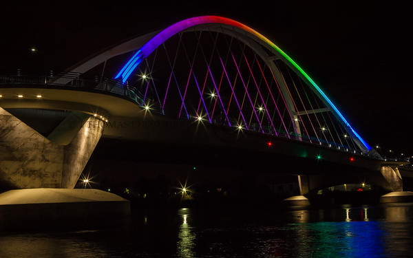 Lowry Bridge Minneapolis Minnesota