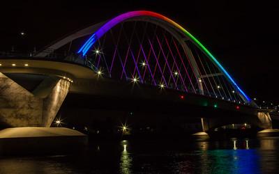 Lowry Bridge Minneapolis Minnesota