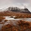 Quinaig. Mountain. John Chapman.
