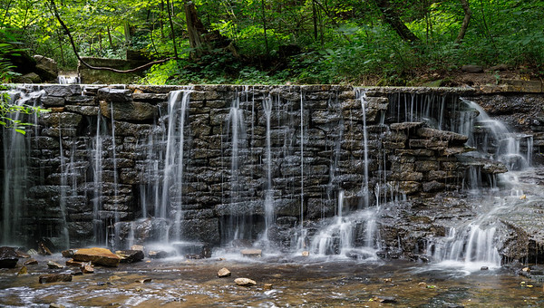 Buttermilk Falls Park