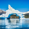 Photo 3340: Iceberg on Lago Argentina
