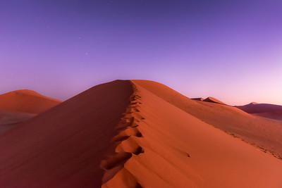 Stars over Dune 45