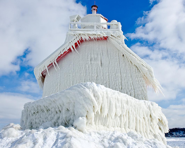 Lighthouse, Grand Haven, Michigan