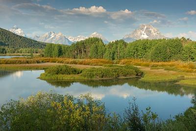 The Tetons | Grand Teton National Park