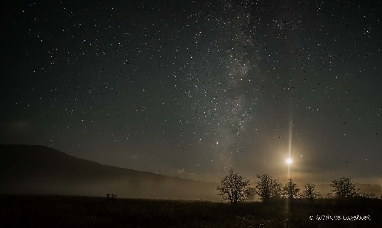 Canaan Valley WV, Milky Way