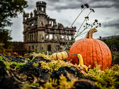 Castle Pumpkin