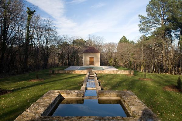 Rosamund's Pool, Melis, SW France