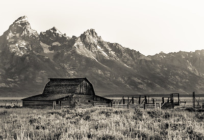 Moulton Barn, Jackson Hole