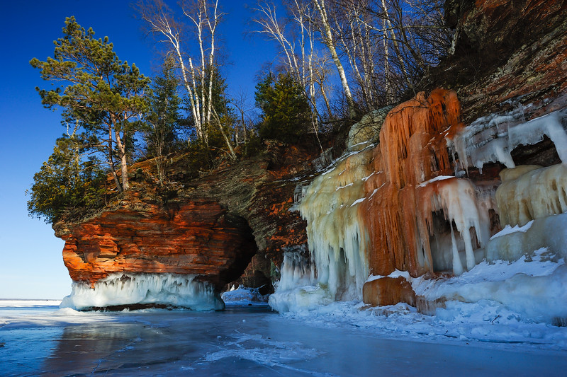 Apostle Islands Ice Caves 04