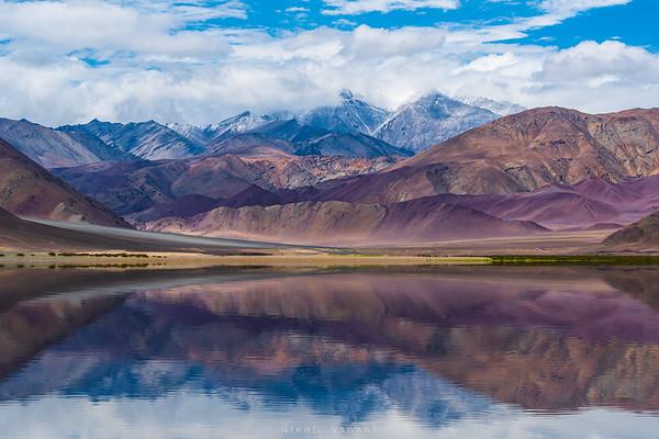 Himalayan Reflections