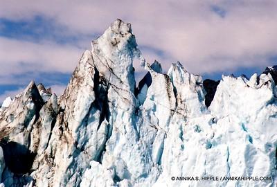 Lamplugh Glacier, Glacier Bay National Park, Alaska