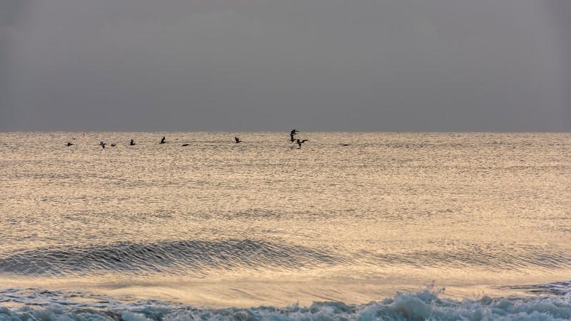 Sea and Sky ~ Southern Outer Banks, North Carolina