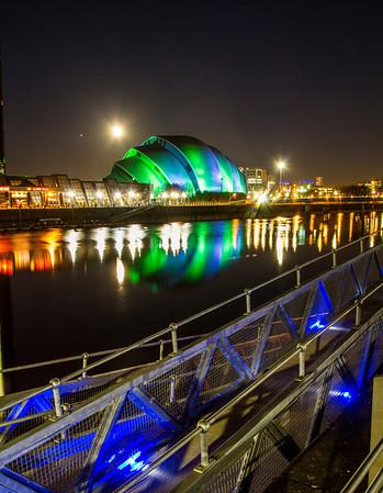 Glasgow SEC Armadillo