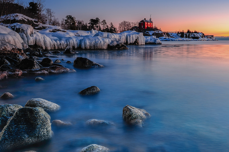Marquette Lighthouse 01